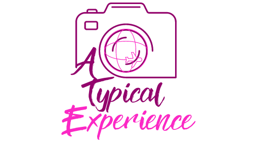 A Typical Experience Logo Square Transparent